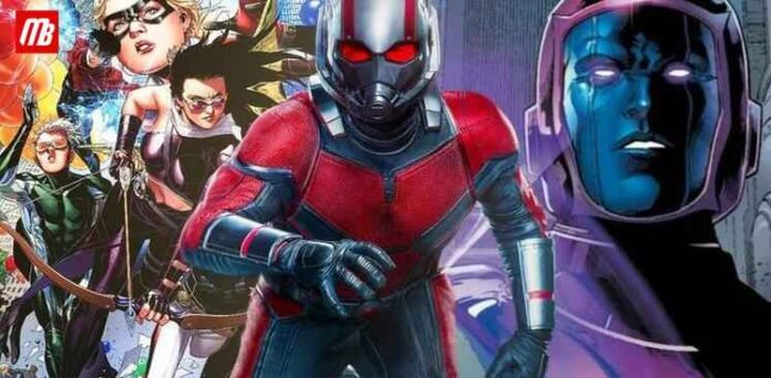 Ant-Man 3 Ready to implant the Young Avengers