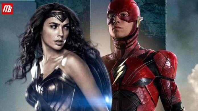 Wonder Woman and Flash Team-Up DC bothered film director Andy Muschietti